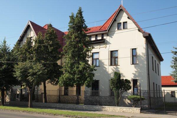 Budova je na zozname pamiatkového fondu Slovenskej republiky.