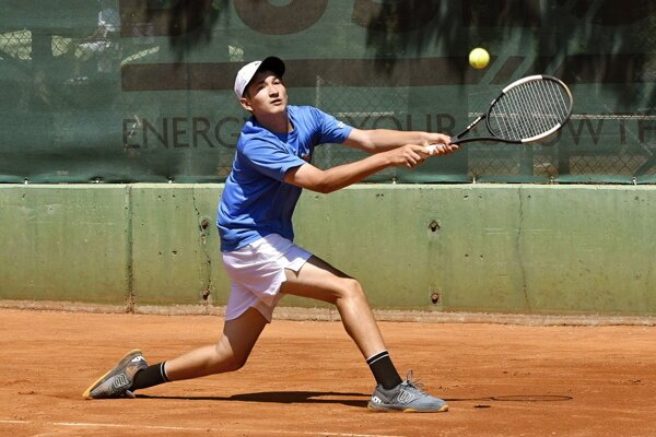 Norbert Marošík by v budúcnosti rád vyhral grandslamový turnaj vo štvorhre.