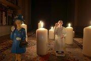 Paolo Sorrentino natočil v karanténe krátky film o kráľovnej Alžbete II. a pápežovi Františkovi.