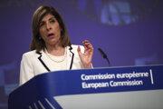 Eurokomisárka pre zdravie Stella Kyriakides.