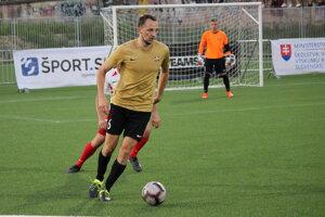 Tomáš Drahovský vyhral s Košicami Superligu v mlaom futbale.