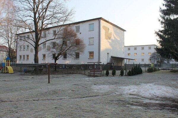 Bytovky v Kolonke.