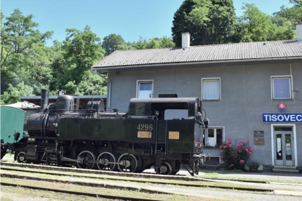Unikátna technická pamiatka v Tisovci vyráža na trať už šiestu sezónu.
