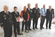Ocenení členovia.