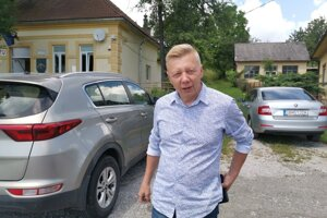 Miloš Pacovský, prednosta v Žehre. Podľa neho je Anglicko stále rizikovou krajinou.