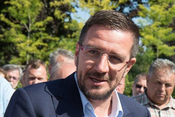 Predseda SPPK Emil Macho.