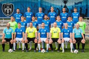A - mužstvo FK Beluša