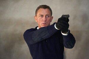 V bondovke No Time To Die - Nie je čas zomrieť bude ešte hrať Daniel Craig.