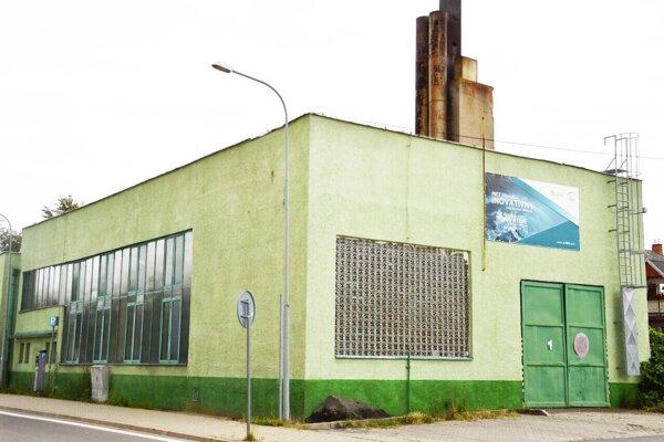 Kotolňa vo Vranove nad Topľou.