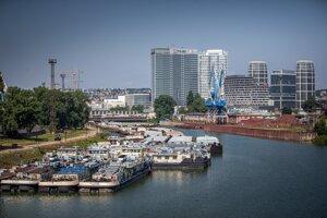 Prístav kedysi postavili až pre dvesto lodí.