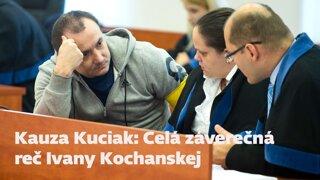 Vypočujte si celú záverečnú reč obhajkyne Szabóa Kochanskej (audio)