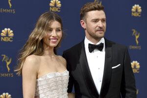 Jessica Biel a Justin Timberlake
