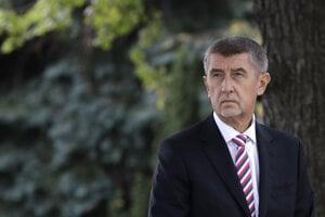 Český premiér Babiš.