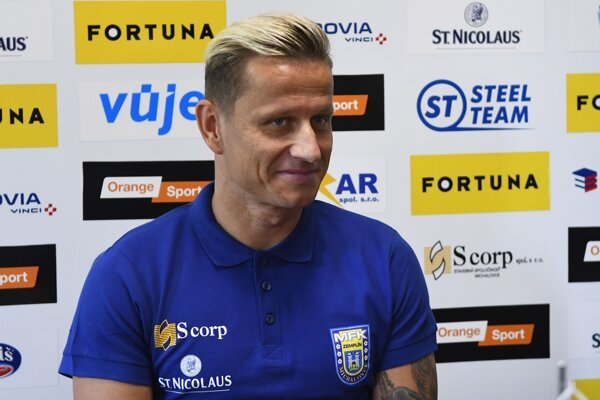 Skúsený Igor Žofčák ostáva v tíme.