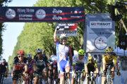 Sagan skončil na klasike Miláno - Turín štvrtý.