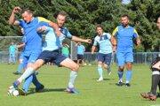 Futbalisti Bystričky strelili vprvých dvoch zápasoch sezóny pätnásť gólov.