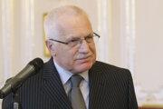 Václav Klaus v roku 2009.