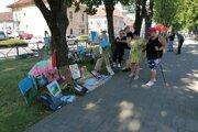 Maliarske sympózium sa v Bojniciach konalo po šiestykrát.