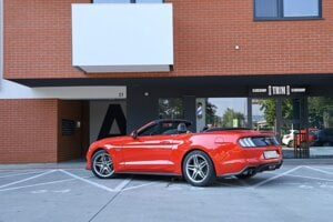Ford Mustang GT Convertible 5.0 V8