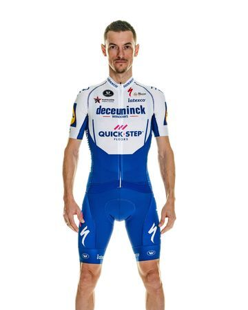 Dries Devenyns, cyklista, tím Deceuninck - Quick Step