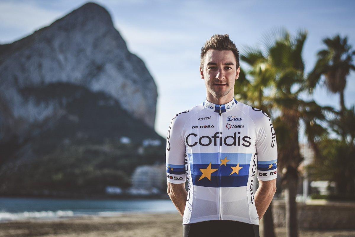 Elia Viviani, cyklista, tím Cofidis, Solutions Crédits