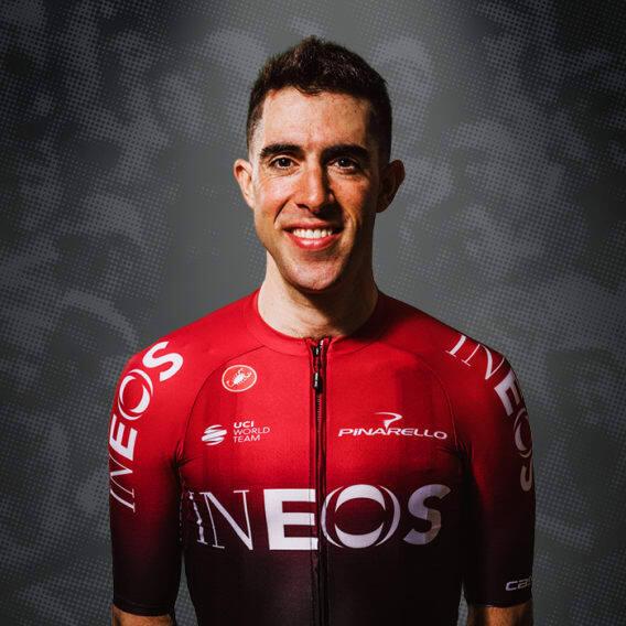 Jonathan Castroviejo, cyklista, tím The Ineos Grenadiers