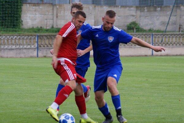 Miroslav Královič (vpravo) strelil Nededu dva góly.