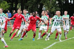 Malženice minulú sezónu privítali v rámci Slovnaft Cupu prvoligovú Senicu.