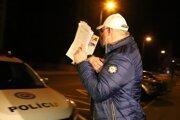 Mareka Kodada v apríli 2020 po pojednávaní na Špecializovanom trestnom súde v Banskej Bystrici.