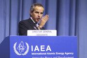 Rafael Grossi, generálny riaditeľ Medzinárodnej agentúry pre atómovú energiu.