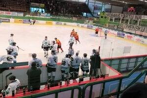 V úvodnom prípravnom zápase pred sezónou 2020/2021 vyhrali HC Nové Zámky nad HC Topoľčany vysoko 7:2.
