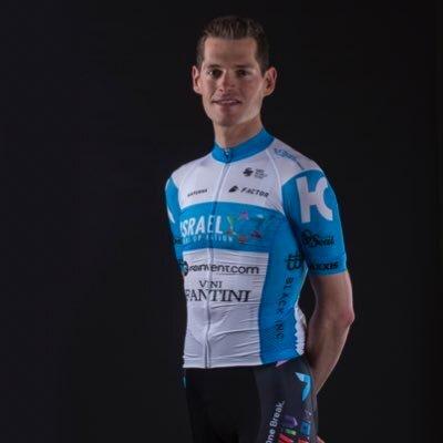 Ben Hermans, cyklista, tím Israel Start-Up Nation