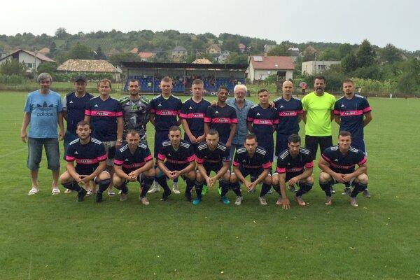FK Slovenské Ďarmoty.