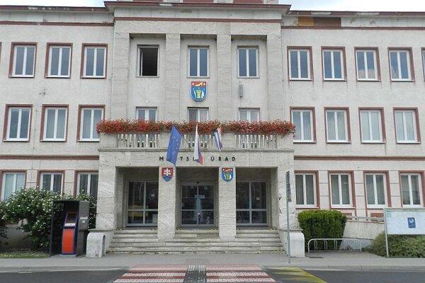 Mestský úrad Partizánske