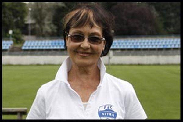 Dagmar Zahustelová.