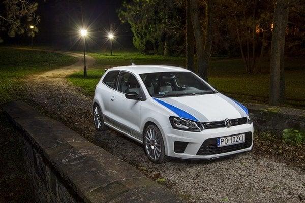 Volkswagen Polo R WRC dostal dizajn motoršportového oddelenia materskej značky.