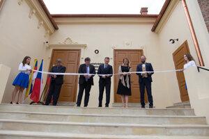 Otvorenie Mestského múzea v Senici