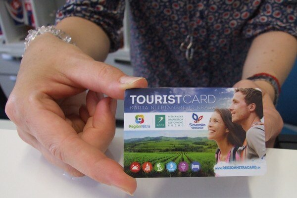 Turistická karta.