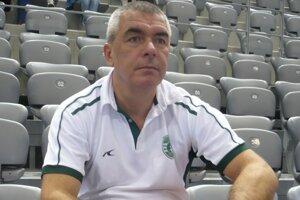 Majiteľ prešovského hádzanárskeho klubu Miloslav Chmeliar.