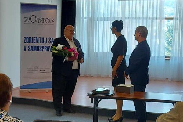 Ocenenie získala Trnavá Hora.