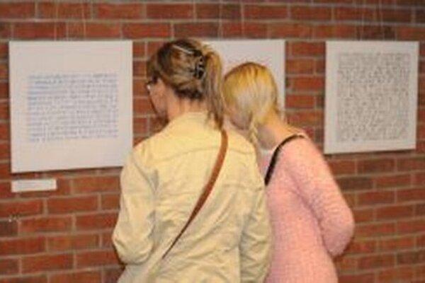Výstava v Galérii Univerzum potrvá do 10. júla.