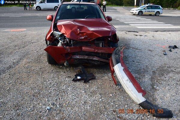 Okolnosti nehody sú v štádiu vyšetrovania.