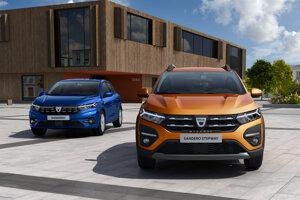 Nová Dacia Sandero