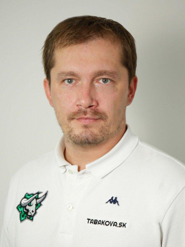Športový riaditeľ HC Nové Zámky Imre Valášek