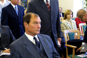 S prezidentom Ivanom Gašparovičom