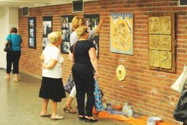 Výstava v Galérii Univerzum potrvá do 19. júna.