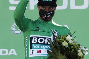 Peter Sagan po 3. etape.