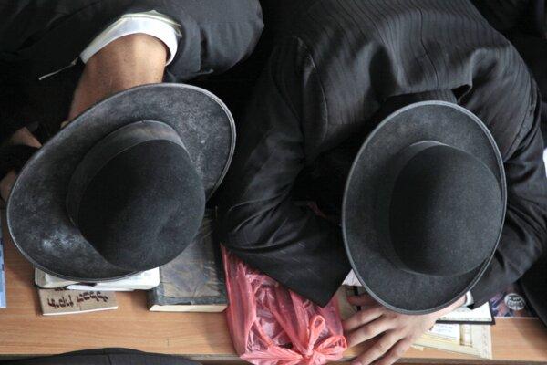 Židovskí pútnici