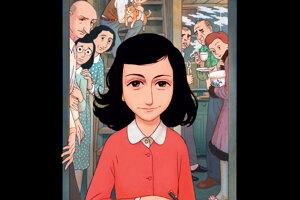 Denník Anny Frankovej vyšiel v grafickej podobe vo vydavateľstve Slovart.