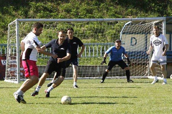Vo finále rozhodoval až penaltový rozstrel.